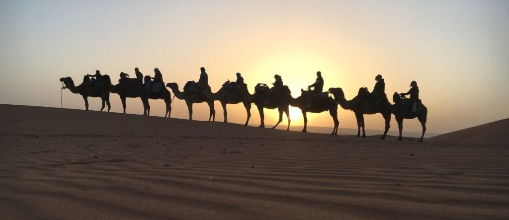 5-Day Desert Tour from Fes