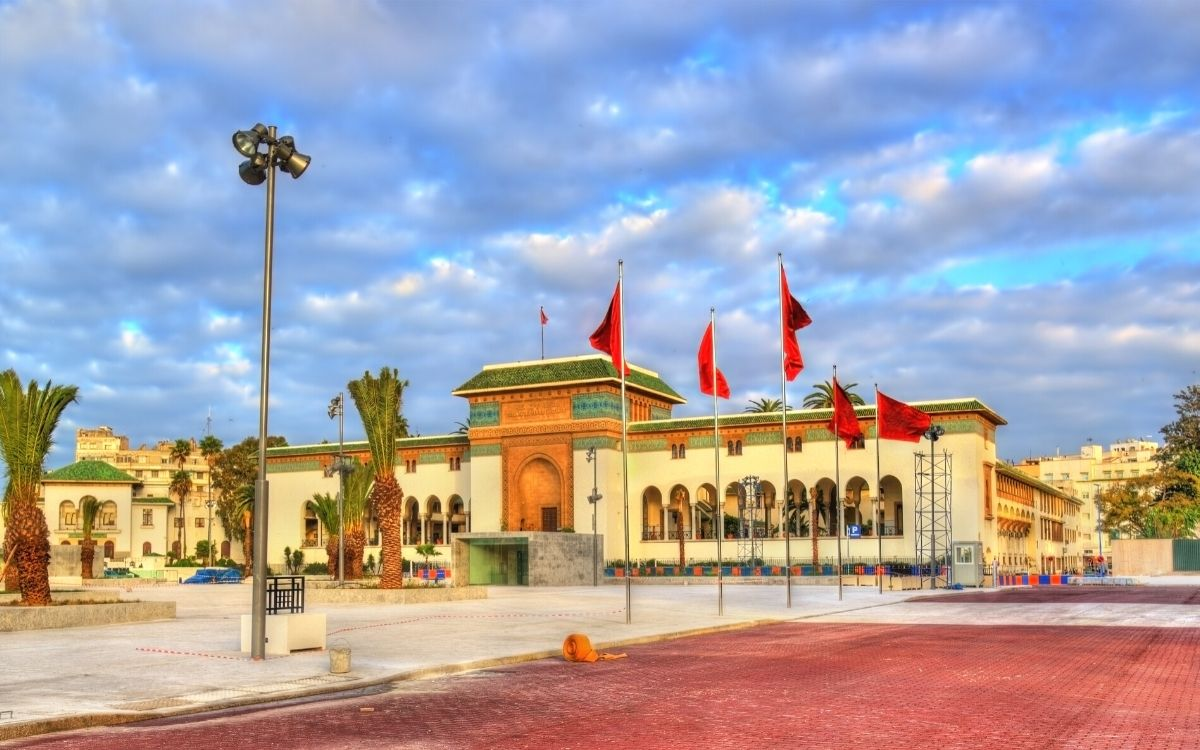 Mohammed V Square Casablanca