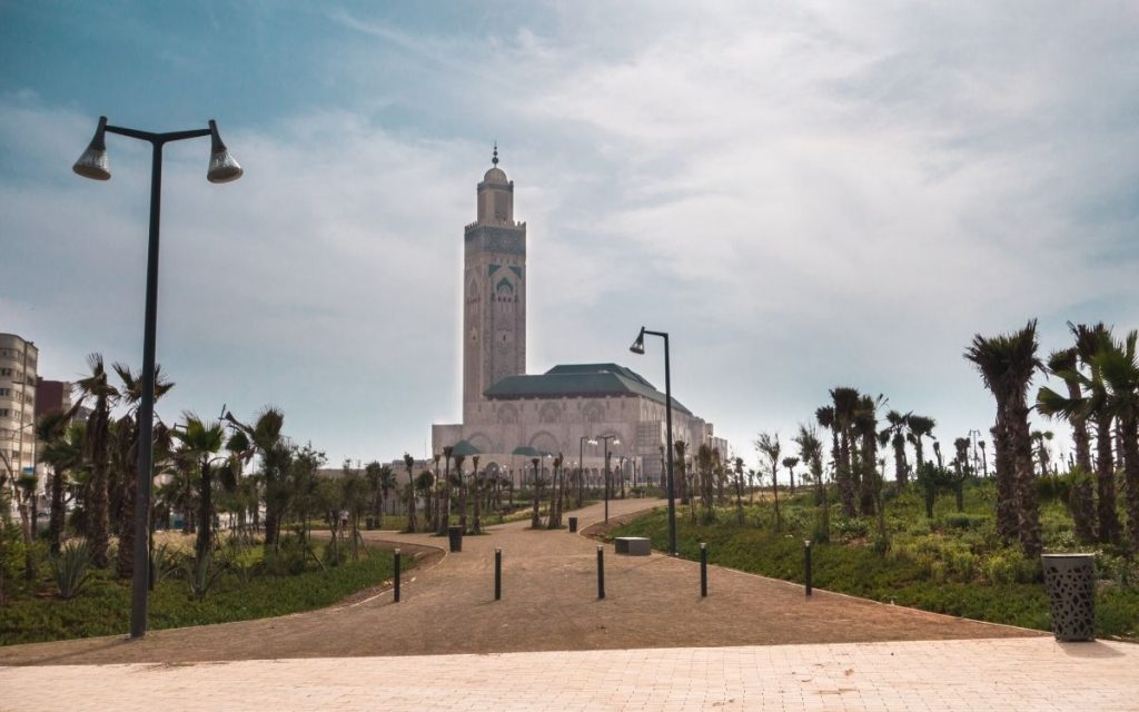 Tours departing from Casablanca