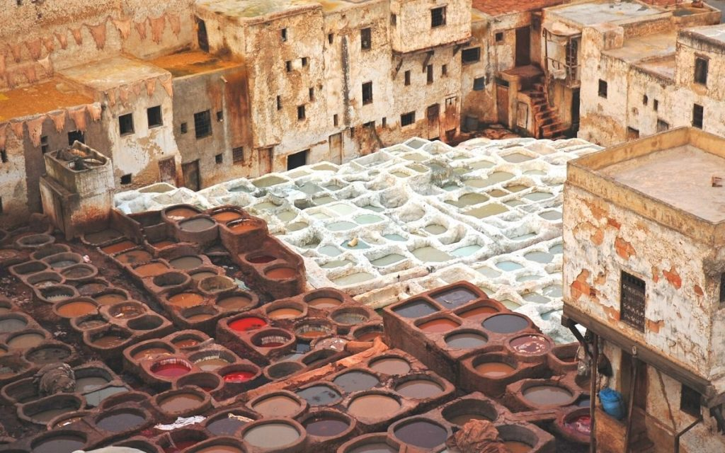 Tours departing from Fes