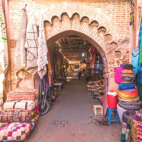 What is the best time to travel to Marrakech