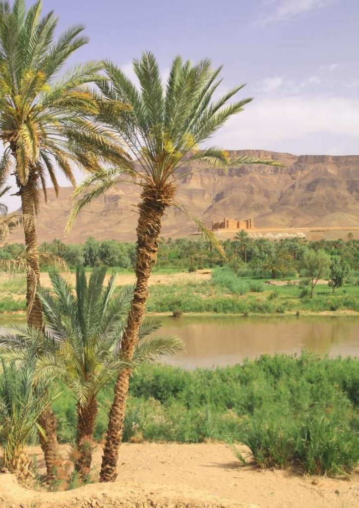 Draa Valley in the 5 day Morocco itinerary